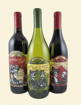 Benefactor Wines
