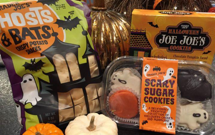 Trader Joes Halloween Favorites
