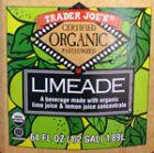 Organic Limeade